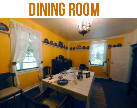 Home Sweet Home Dining Room